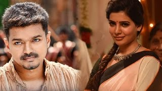 Vijay Teases Samantha | Theri | Latest Tamil Movies News 2016
