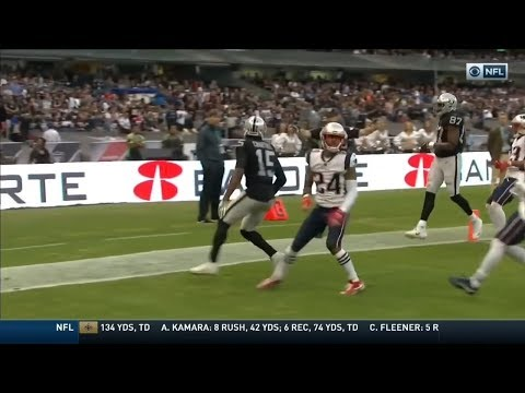 Amari Cooper vs Malcolm Butler & Michael Crabtree vs Stephon Gilmore (2017) | WR vs CB Highlights
