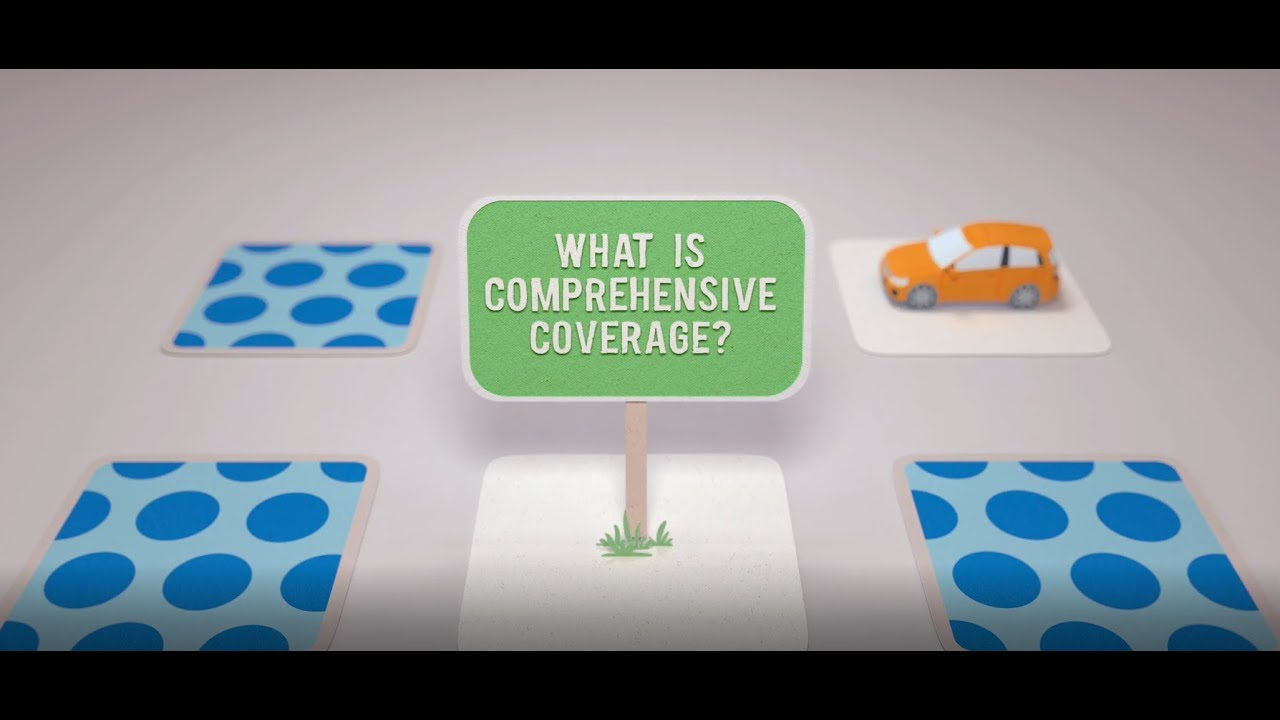 What Is Comprehensive Insurance Coverage Allstate