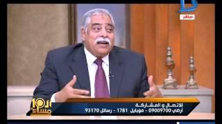العاشرة مساء|النائب ممدوح مقلد المادة 146 من الدستور سبب منح الثقة لحكومة شريف اسماعيل