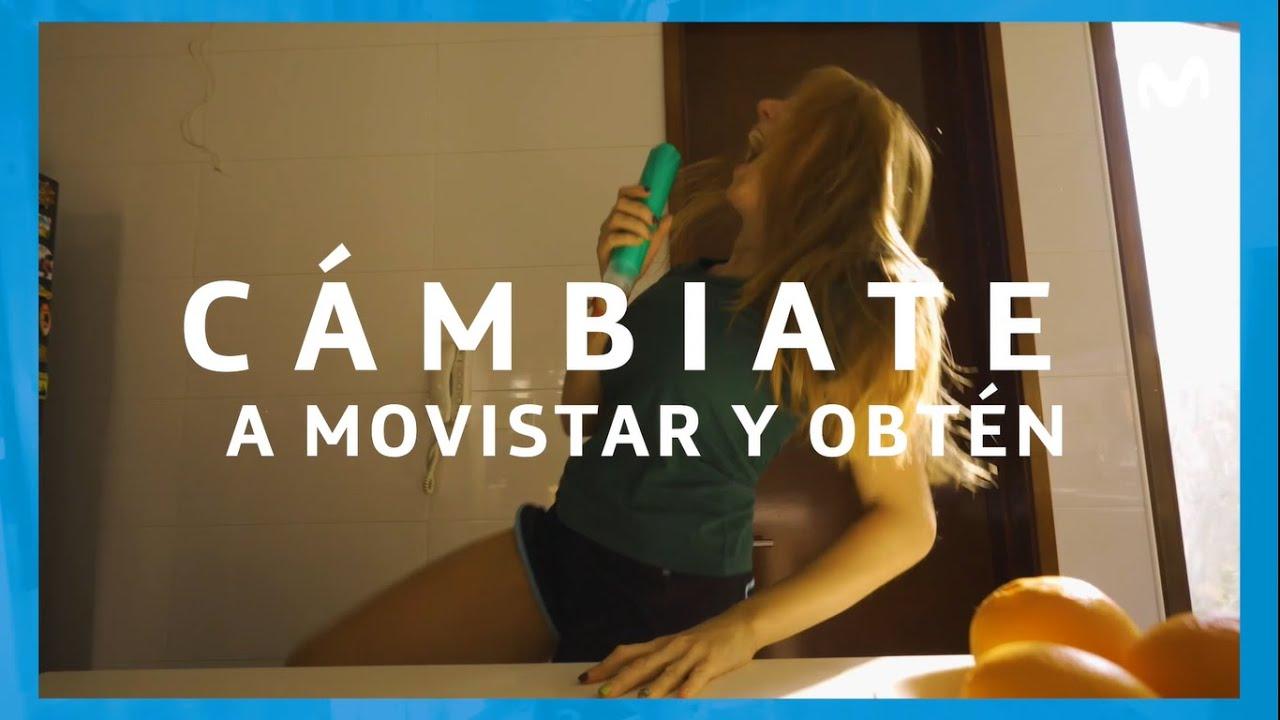¡Cámbiate ahora a Movistar y ahorra más en tu plan! 👌😃