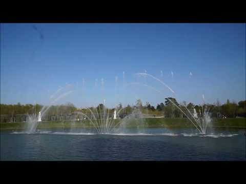 Travel Guide Versailles • Musical Fountain Shows