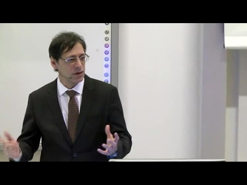 Sustainability Lecture - Connecting the Drops: Water Scarcity and the Economy