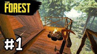 The Forest[Thai] เครื่องบินตกทั้งทีทำไมต้องเป็นป่า PART 1