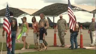 SCANG Fighter Wing Returns From OEF Deployment