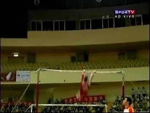 Yang Yilin 2008 World Cup Tianjin Finals UB