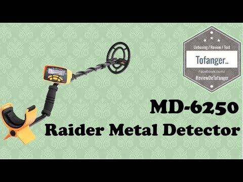 md-6250:-raider-metal-detector