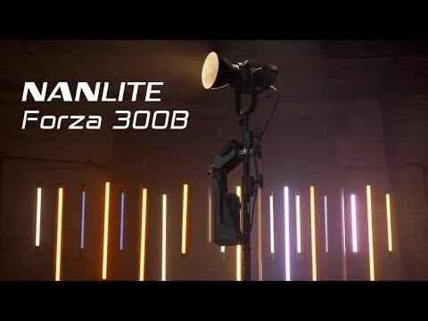 Introducing the Nanlite Forza 300B