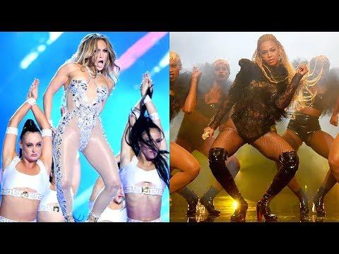 JLo VS Beyonce - Dance Battle 2020