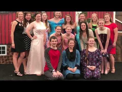 Wisconsin State Fair 4-H Dress Review 2017