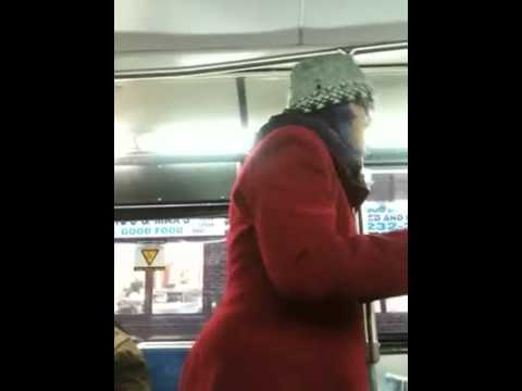 keyshia cole's mother frankie fight on bus in philly