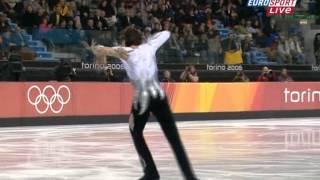 Johnny WEIR USA 2006 Olympics SP
