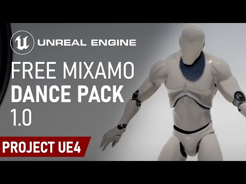 Ue4 marketplace dances animations contents youtube ue4 marketplace dances animations contents malvernweather Gallery
