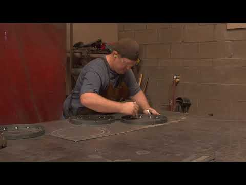 & Inside Look at First Impression Ironworks in Gilbert AZ - YouTube