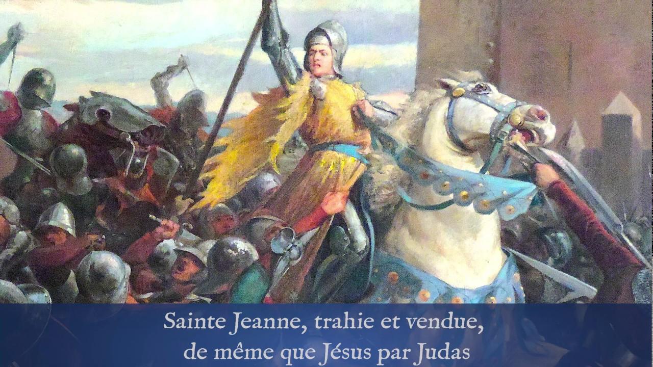 """Résultat de recherche d'images pour """"jésus jeanne d'arc"""""""