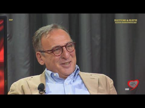 Elettori & Eletti 2020: Antonio Scamarcio, candidato sindaco centrodestra - Andria