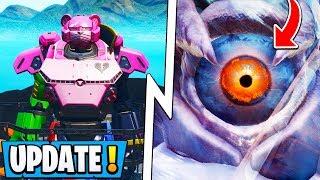 *NEW* Fortnite Robot vs Monster Event Live Now!