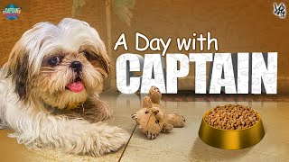 A Day With Captain || #AlekhyaHarika || Captain Mom