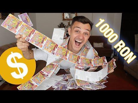 AM CUMPARAT LOZURI DE 1000 DE LEI ! CAT AM CASTIGAT ?!
