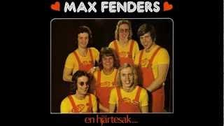 Max Fenders - Jag Måste Förstå