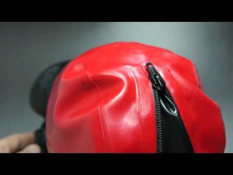 Rubber Girl : Latex, Catsuit, Hood and Gasmask, what else ? from YouTube · Duration:  5 minutes 18 seconds