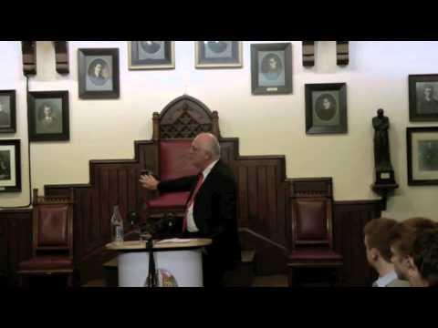 Sir Richard Dearlove   The Cambridge Union