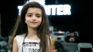 Angelina Jordan - Gloomy Sunday audition - Norway