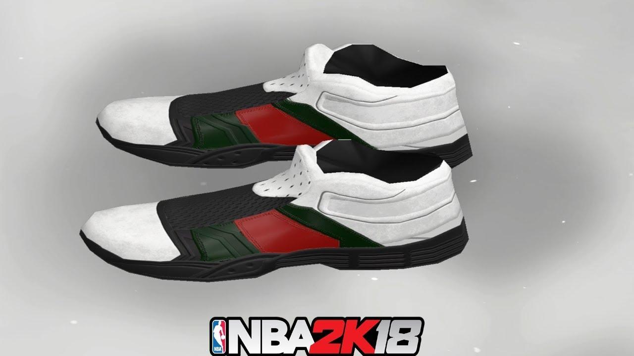403298cd1abf40 NBA 2K18 Shoe Creator Gucci Flip Flops ⋆ NBA2K18⋆ - YouTube