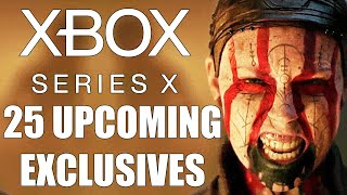 25 Upcoming BIG Xḃox Series X | S Console Exclusives of 2021 And Beyond