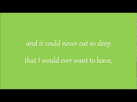 You to Miss - Love and Theft (Lyrics)