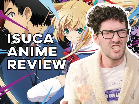 Isuca - The Most Unsettling Form Of Fanservice // Anime Review