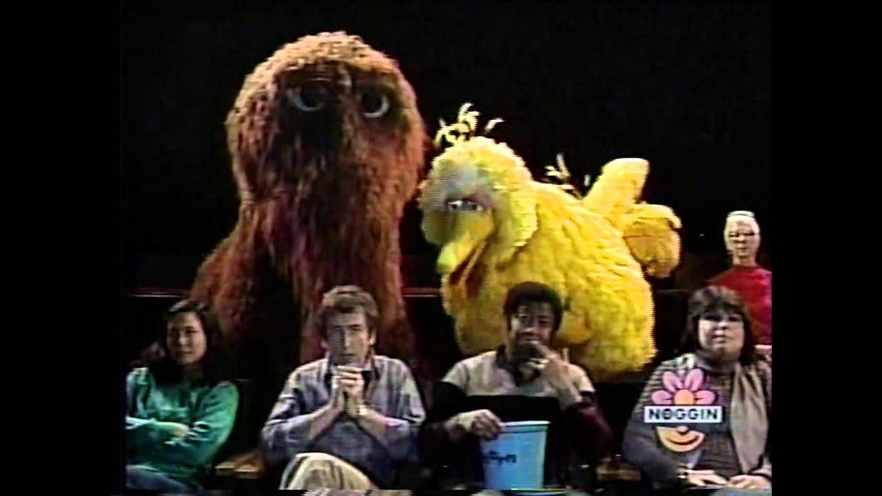Classic Sesame Street - Andare al cinema - Youtube-6886