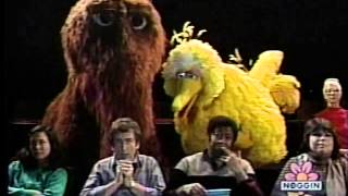 Classic Sesame Street - Going To the Movies