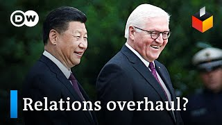 What changes lie ahead for German-Asian relations? | DW News