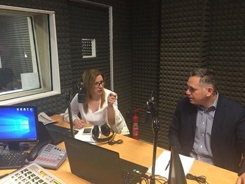 Συνέντευξη Νικόλα Παπαδόπουλου στο Active Radio Cyprus 11/5/2017