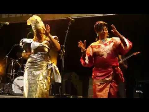 Odemba OK Jazz & Sam Mangwana  - Afrikafestival Hertme 2016