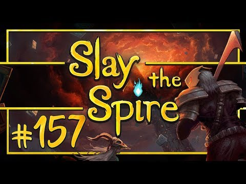 Let's Play Slay the Spire: March 18th 2018 Daily - Episode 157