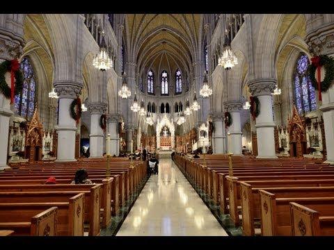 Nikon D800E: Cathedral Basilica of the Sacred Heart Newark, NJ