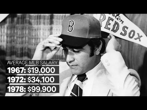 The evolution of the multi-million dollar contract in sports