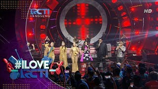 "I LOVE RCTI - Dewa 19 Ft All Artist ""Roman Picisan"" [19 JANUARI 2018]"