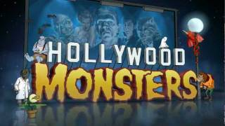 HOLLYWOOD MONSTERS | Trailer italiano - giochi FX