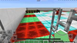 Minecraft PE Zengin Fakir Sezon 1 bölüm #1