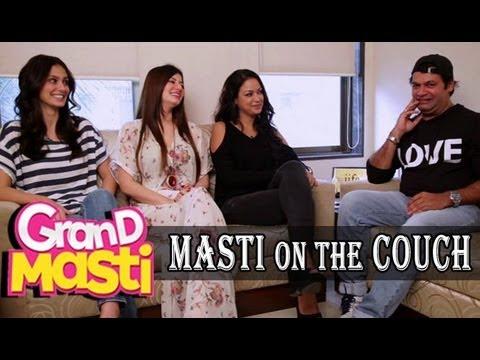 Suresh Menon Interviews 'Masti' Hotties Bruna Abdullah, Kainaat Arora And Maryam Zakaria