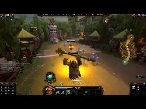 видео: smite - многопользовательская онлайн игра в стиле moba