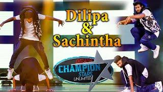 Dilipa & Sachintha Dance | Derana Champion Stars Unlimited Thumbnail