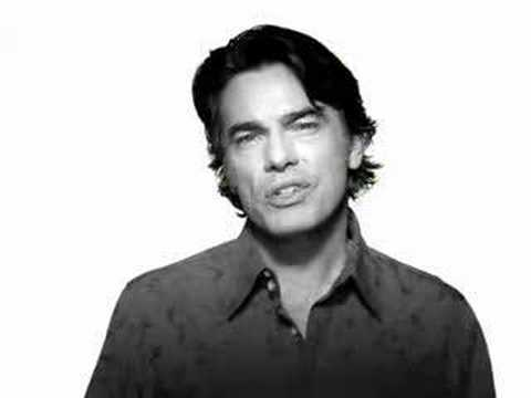 PETER GALLAGHER ASKS IF YOU CARE