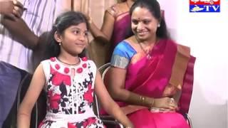 khammam tv : kcr visit sreeja