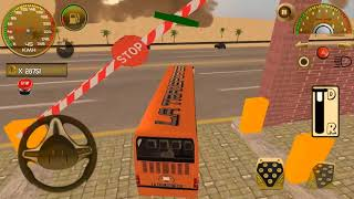 Coach Bus Simulator Driving 3 | Kids Games 2018 | Android/ios Gameplay 2018