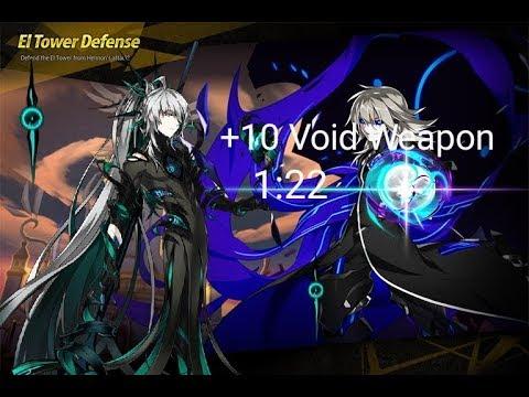 [Elsword NA]Herrscher El Tower Defense 11-5