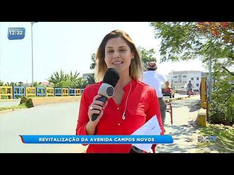 Avenida Campos Novos em Itajaí será revitalizada
